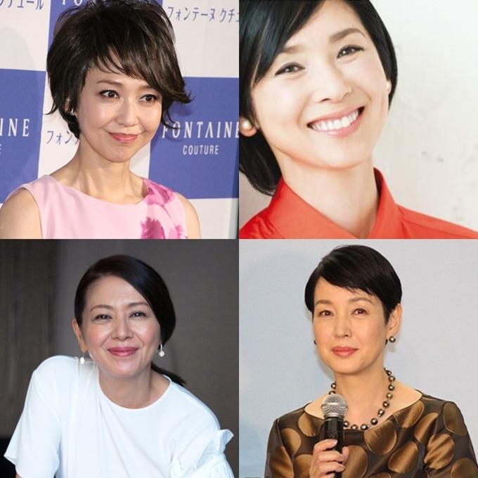 50代の閉経女優