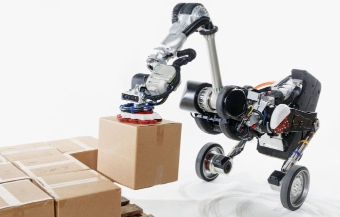 ロボットのストレス
