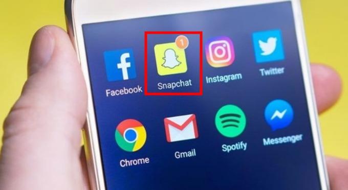 スナップチャット(Snapchat)
